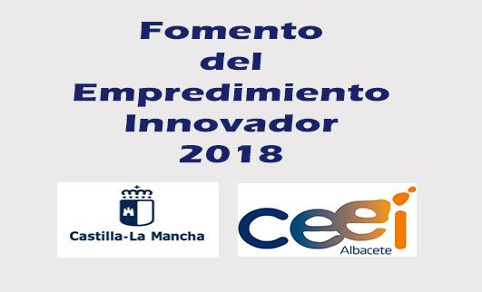 FOMENTO DEL EMPRENDIMIENTO INNOVADOR 2018