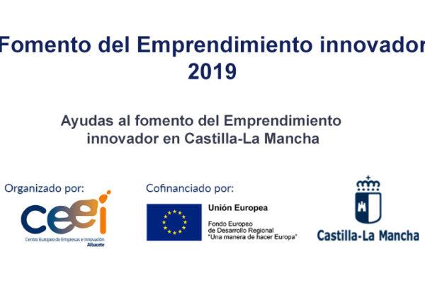 Fomento del Emprendimiento innovador 2019