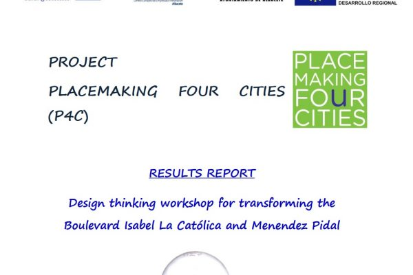 Proyecto: PLACEMAKING FOUR CITIES