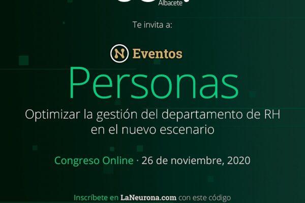 La Neurona Personas, congreso online para optimizar la gestión de RH ante la COVID19