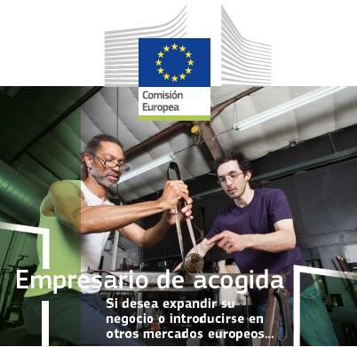 ¿Qué es Erasmus para Jóvenes Emprendedores?